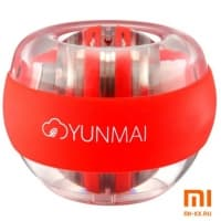 Гироскопический тренажер для рук Xiaomi Yunmai Gyroscopic Wrist Trainer (Red)