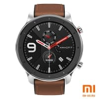 Умные часы Huami Amazfit GTR 47 mm (Silver)