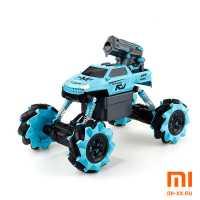 Радиоуправляемая машина Xiaomi BravoKids Machine Warrior 338-671A (Blue)