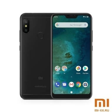 Mi A2 Lite (4Gb/32Gb) Black