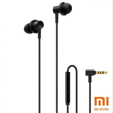 Xiaomi Hybrid Dual Drivers Earphones 2 (Black)