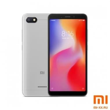 Xiaomi Redmi 6A (2Gb/16Gb) Gray