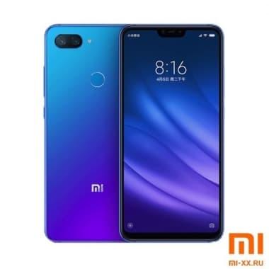 Xiaomi Mi 8 Lite (6GB/128GB) Blue