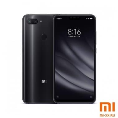 Xiaomi Mi 8 Lite (6GB/128GB) Black