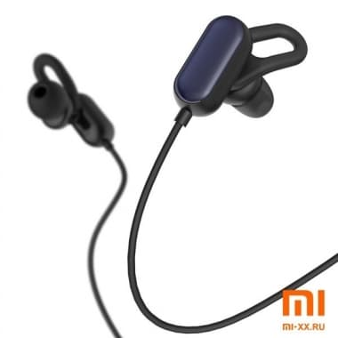 Беспроводные наушники Xiaomi In-ear Sports Earphone Bluetooth Earbuds Youth Edition (Black)