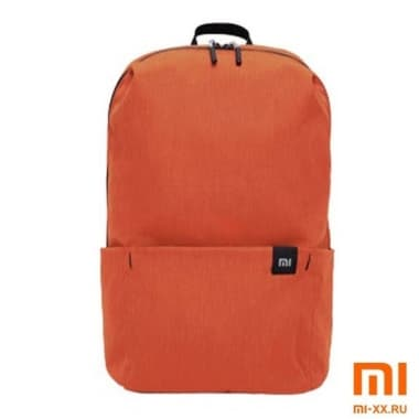 Рюкзак Xiaomi Mi Colorful Small Backpack (Orange)