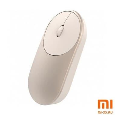 Компьютерная мышь Xiaomi Mi mouse (Gold)