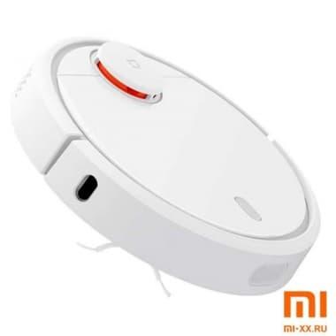 Робот-пылесос Xiaomi Mi Robot Vacuum (White)