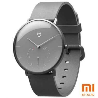 Наручные часы Mijia Quartz Watch (Gray)