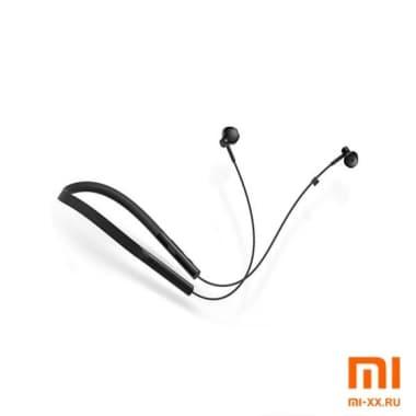 Беспроводные наушники Xiaomi Bluetooth Collar Headphones Youth Edition (Black)