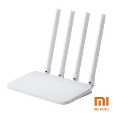 Роутер Xiaomi Mi Wi-Fi Router 4C (White)