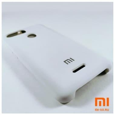 Чехол Бампер Silicone Case Xiaomi Redmi 6 (Белый)