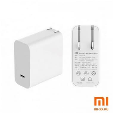 Зарядное устройство для ноутбука Xiaomi USB-C 45w charger