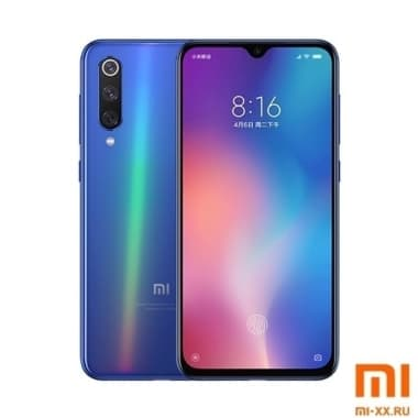 Mi 9 (6GB/128GB) Blue