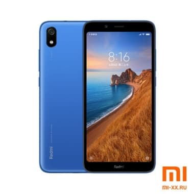 Redmi 7A (3Gb/32Gb) Blue