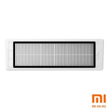 Воздушный фильтр для робота-пылесоса Xiaomi Vacuum Cleaner (2 шт; White)