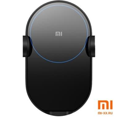 Беспроводное зарядное устройство для автомобиля Xiaomi Wireless Car Charger (Black)