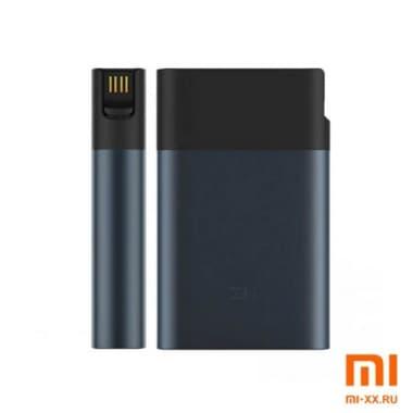 Внешний аккумулятор с 4G-модемом Xiaomi ZMI 10000 mAh (Black)