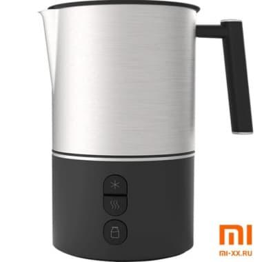 Капучинатор Xiaomi Scishare Wishing Milk (Silver)