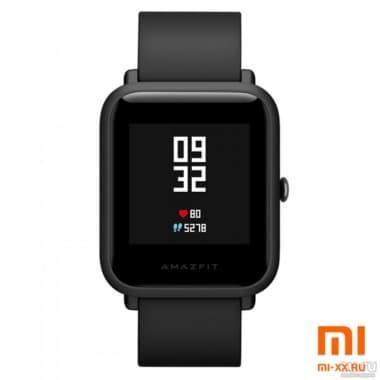 Смарт Часы Huami Amazfit Bip Lite (Black)