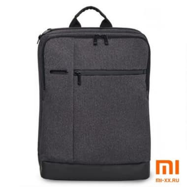 Рюкзак Xiaomi 90 Points Classic Business Backpack (Dark Gray)