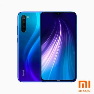 Redmi Note 8 (4GB/128GB) Blue