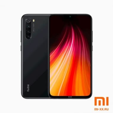 Redmi Note 8 (4GB/128GB) Black