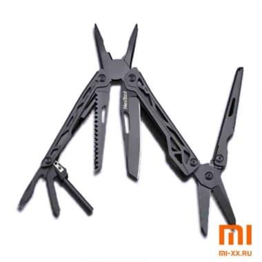 Мультитул NexTool Multifunctional Folding Knife (Black)