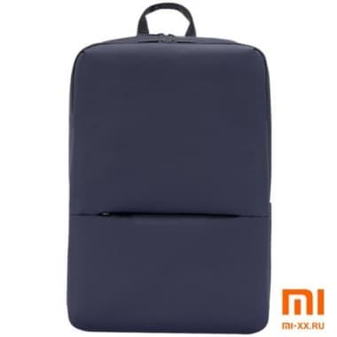 Рюкзак Xiaomi Mi Classic Business Backpack 2 (Blue)