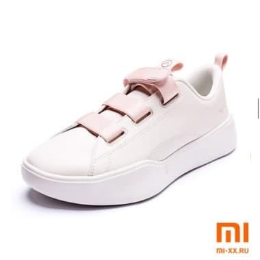 Кроссовки GRN Sneakers Winter (Женские) White