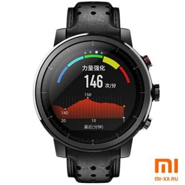 Умные часы Amazfit Stratos Sport Smartwatch 2S (Black)