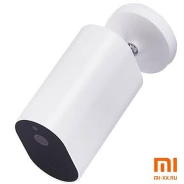 Камера видеонаблюдения Xiaomi Mijia Smart Camera Battery Edition (White)