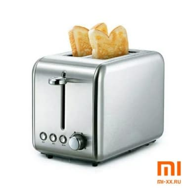 Тостер Deerma Bake Machine (Silver)