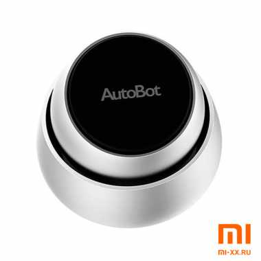 Автомобильный магнитный держатель для смартфонов AutoBot (Silver)