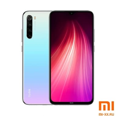 Redmi Note 8T (4GB/64GB) Moonlight White