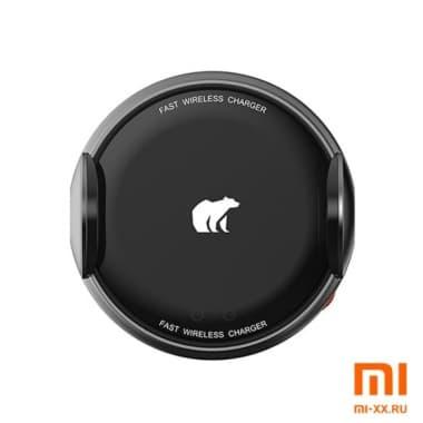 Беспроводное зарядное устройство Shun Zao Fast Wireless Charger (Black)