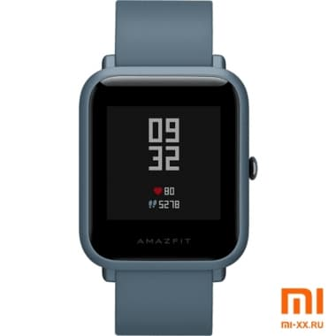 Смарт Часы Huami Amazfit Bip Lite (Blue)