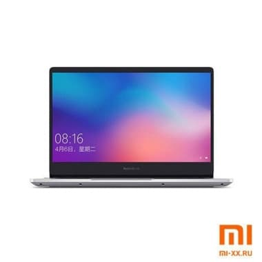 Ноутбук RedmiBook Ryzen Edition 14 (R5-3500U; AMD Radeon Vega 10; 8 Gb; 256 Gb SSD; Silver)