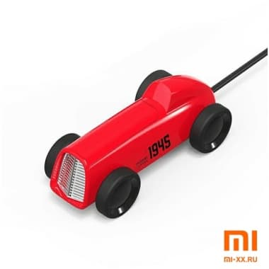 Xiaomi Vintage Car USB Hub Bcase (Red)