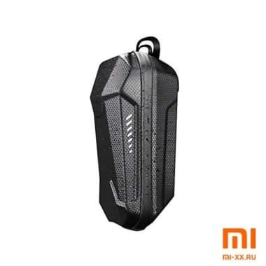 Сумка для самоката WILD MAN Hard Shell Waterproof Scooter Storage Bag 3L (Black)