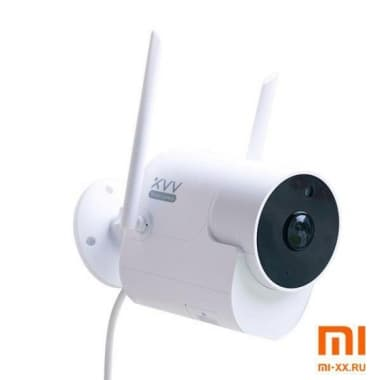 IP-камера Xiaovv Outdoor Panoramic Camera (White)