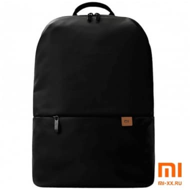 Рюкзак Xiaomi Mi Simple Casual Backpack (Black)