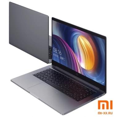 Ноутбук Xiaomi Mi Notebook Pro 15.6 (i7-8550U; NVIDIA GeForce GTX 1050Max-Q; 16GB; 1TB/256GB PCIe SSD; Gray)