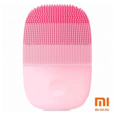Аппарат для ультразвуковой чистки лица Xiaomi inFace Electronic Sonic Beauty Facial (Pink)