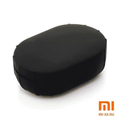 Силиконовый чехол для наушников Xiaomi Mi AirDots Youth Edition (Black)