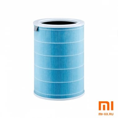 Воздушный фильтр для очистителя воздуха Xiaomi Mi Air Purifier (Blue)