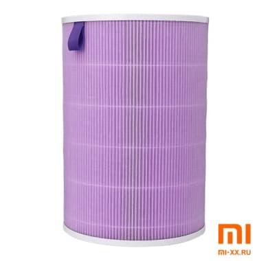 Антибактериальный фильтр для очистителя воздуха Xiaomi Mi Air Purifier (Purple)