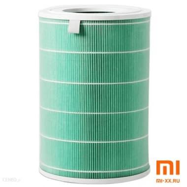 Улучшенный антиформальдегидный фильтр для очистителя воздуха Xiaomi Mi Air Purifier Filter S1 (Green)