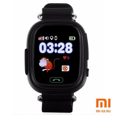 Детские смарт часы Smart Baby Watch Q90 (Black)
