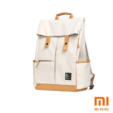 Рюкзак Xiaomi 90FUN Energy College Leisure Backpack (White)